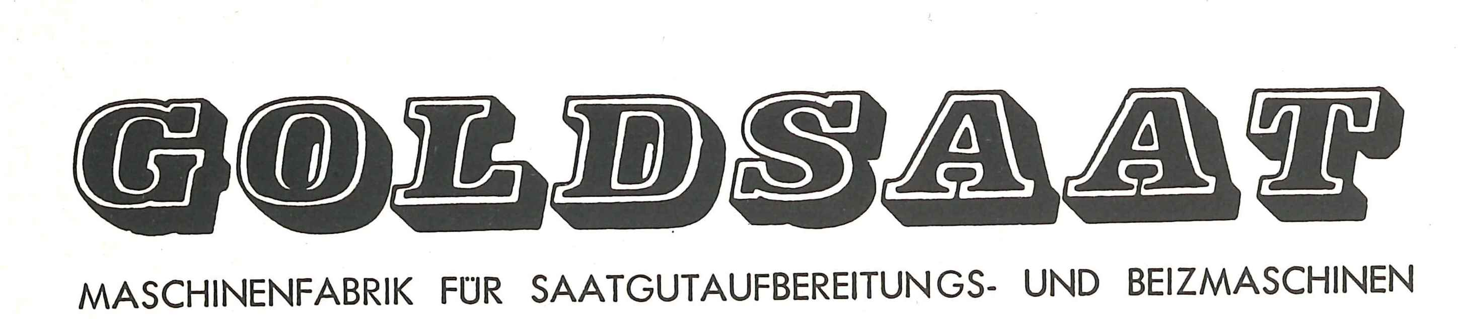 Goldsaat GmbH, Fritz Döring & CO.