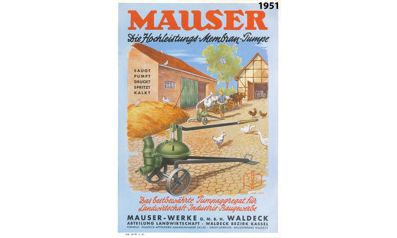Mauser-Werke GmbH
